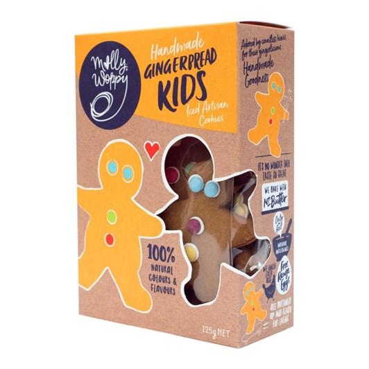 Molly Woppy Handmade Gingerbread Kids - 125gm