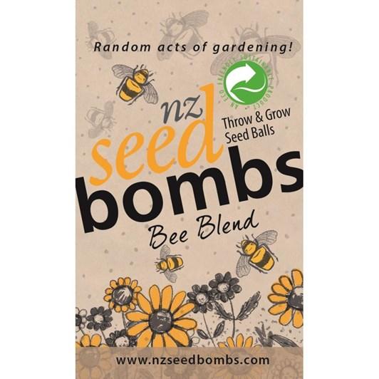 Bee NZ Seed Bomb