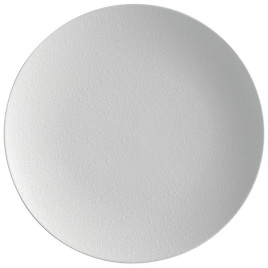 Maxwell & Williams Caviar Coupe Plate 27.5cm White