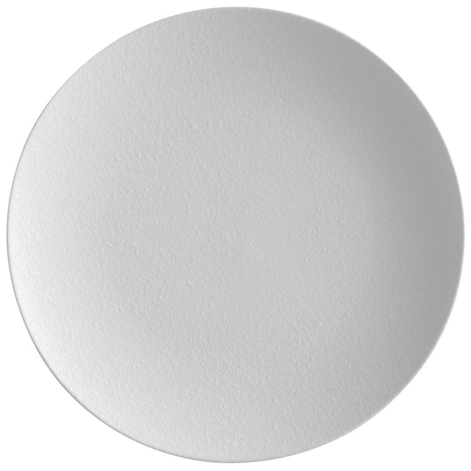 Maxwell & Williams Caviar Coupe Plate 27.5cm White                          -