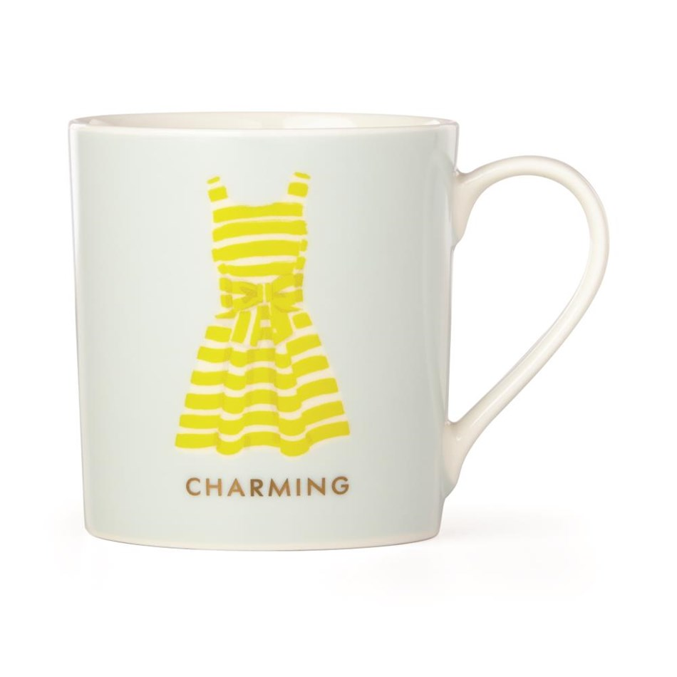 kate spade new york Things We Love Mug Charming -