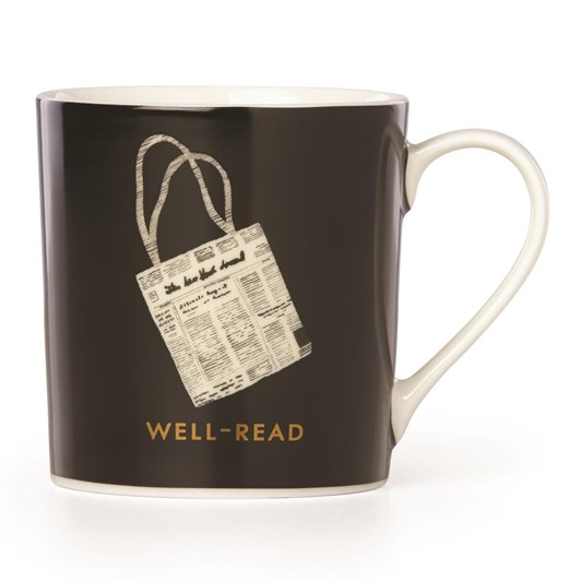 kate spade new york Things We Love Mug Well Read