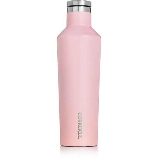 Corkcicle 16Oz Canteen Rose Quartz
