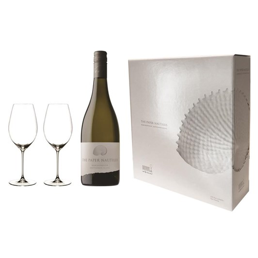 The Paper Nautilus Marlborough Sauvignon Blanc