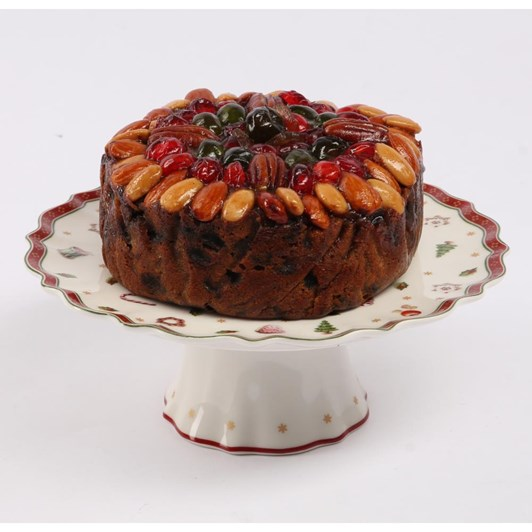 Pohutukawa Pantry Traditional Small Christmas Fruit Cake 1kg