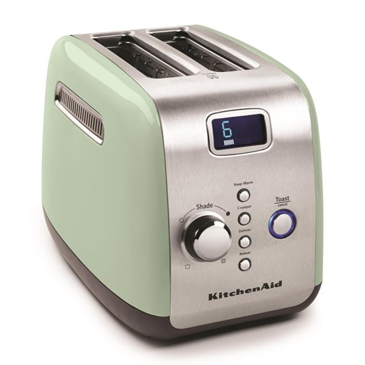 KitchenAid 2 Slice Toaster Pistachio