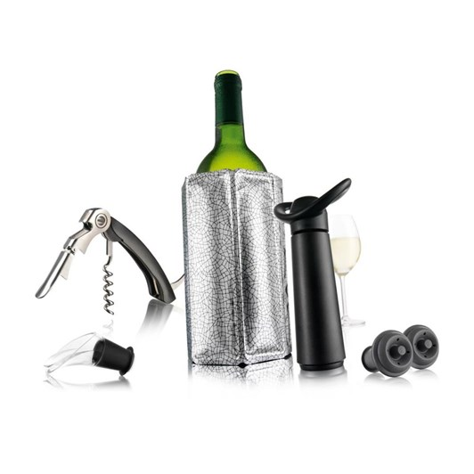 VacuVin Wine Essentials Gift Set