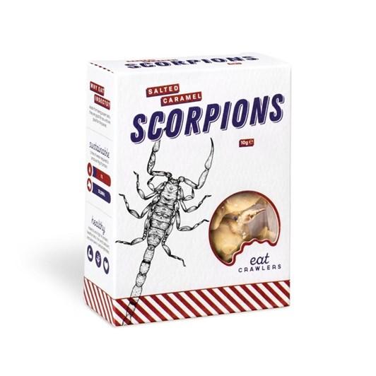 eat Crawlers Salted Caramel Scorpions
