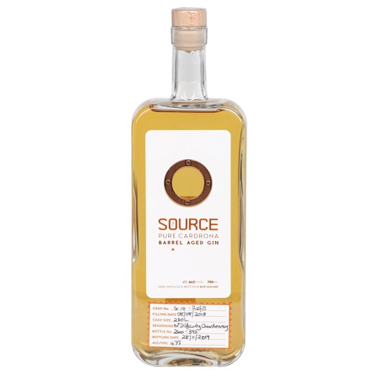 The Source Pinot Noir Barrel Aged Gin 750ml