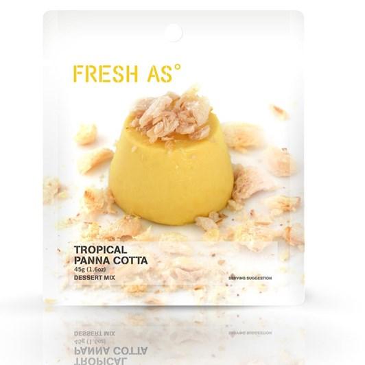 Fresh As Tropical Panna Cotta 45g