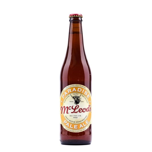 McLeod's Brewing Paradise Pale Ale (5.5%) 500ml