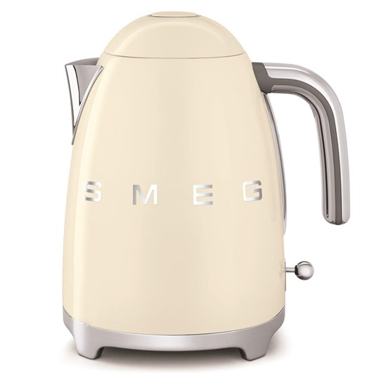 Smeg Electric Kettle Cream