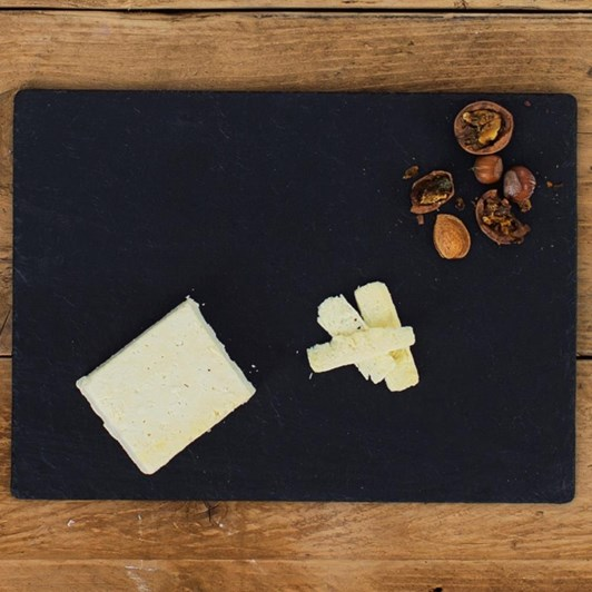Just Slate Rectangle Cheeseboard