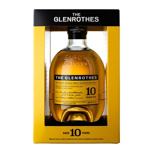 Glenrothes 10 Year Old 40% 700ml