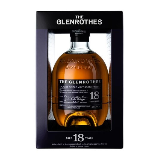 Glenrothes 18 Year Old 43% 700ml