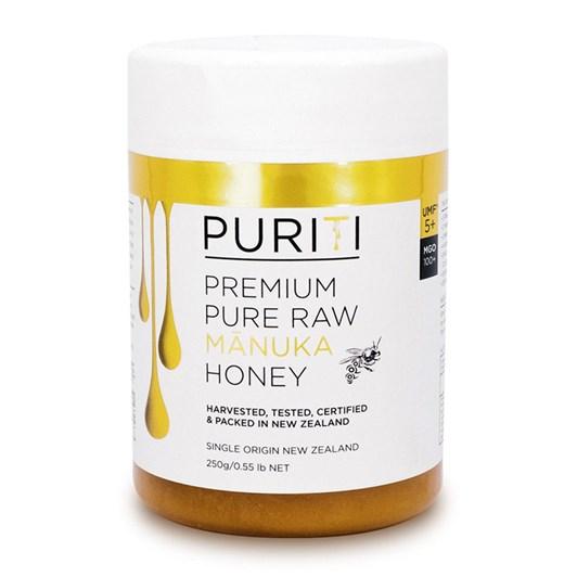 PURITI Manuka Honey UMF 5+ 250g