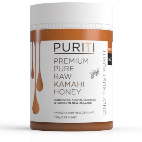 PURITI Manuka Honey Kamahi 250g