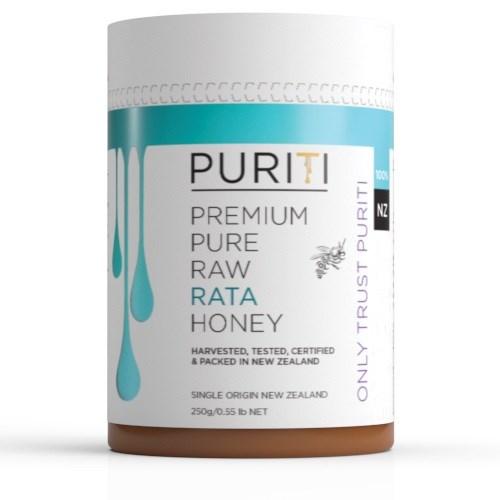 PURITI Manuka Honey Rata 250g