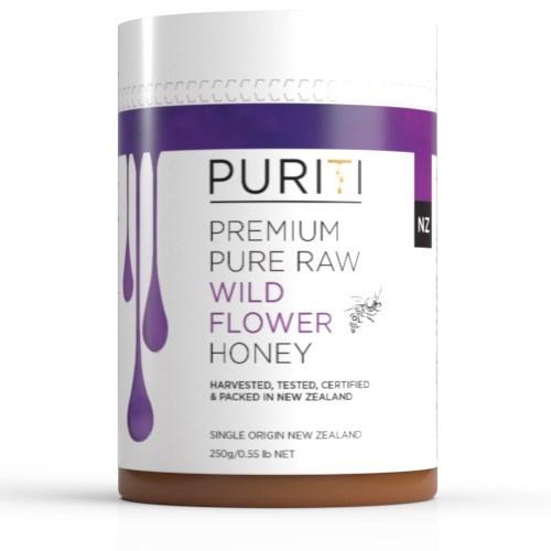 PURITI Manuka Honey Wild Flower 250g
