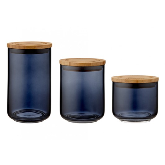 Ladelle Stak Glass Canister