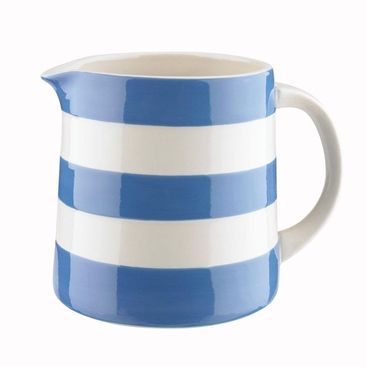 Cornish Blue Mini Tot Jug 5oz