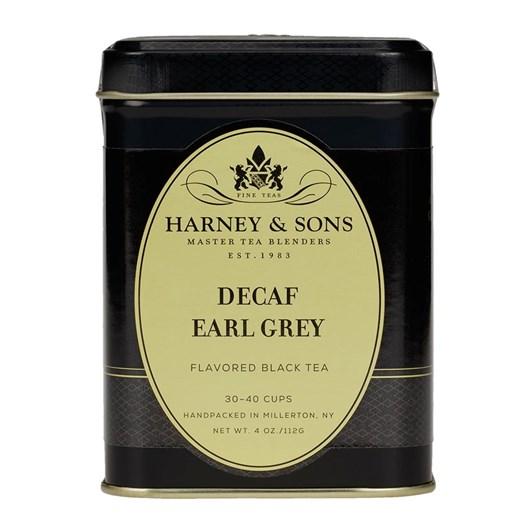 Harney & Sons Decaf Earl Grey- Loose 4oz