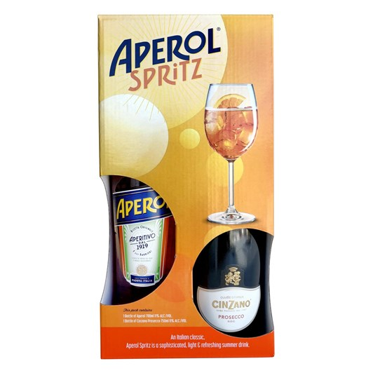 Aperol Spritz Gift Pack