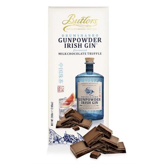 Butlers Milk Chocolate Gin Bar - 200g