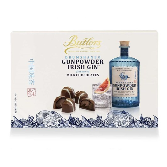 Butlers Gin Truffles Box