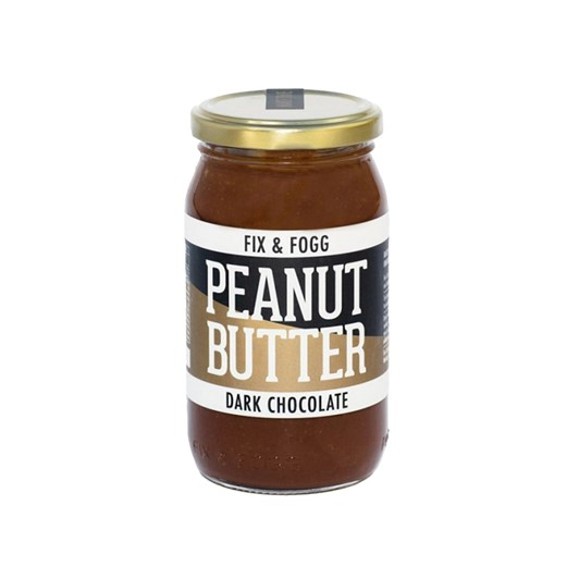 Fix and Fogg Dark Chocolate Peanut Butter 275g