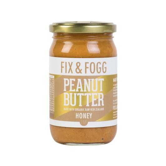 Fix and Fogg Honey Peanut Butter 275g