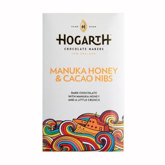 Hogarth Manuka Honey & Cacao Nibs 70g