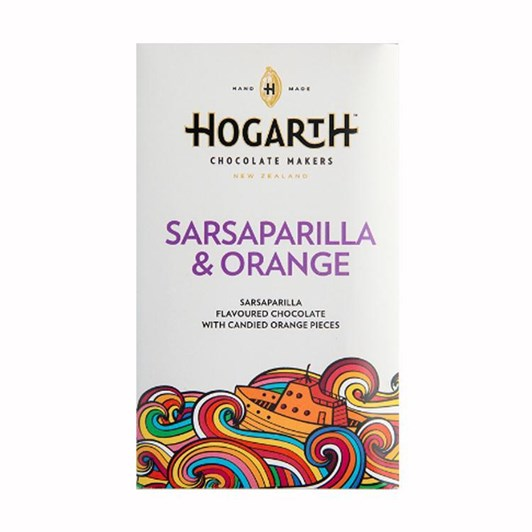 Hogarth Sarsaparilla & Candied Orange 70g