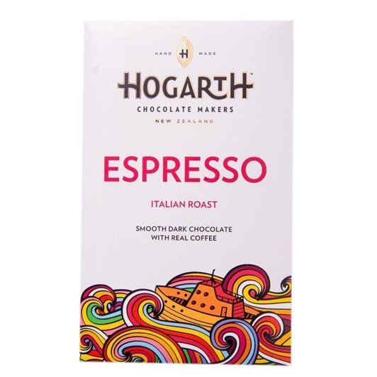 Hogarth Espresso Coffee Dark 68% 70g