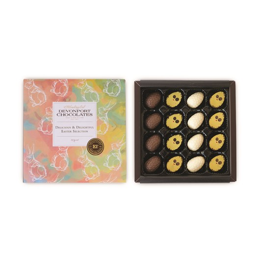 Devonport Chocolates Delicious And Delightful Easter Selection 190g