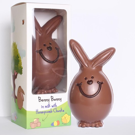 Bennetts Benny The Bunny In Milk Chocolate 250g