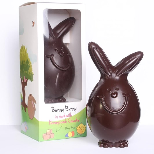 Bennetts Benny The Bunny In Dark Chocolate 250g