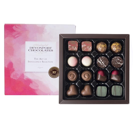 Devonport Chocolates Valentine's Selection Of 16 200g