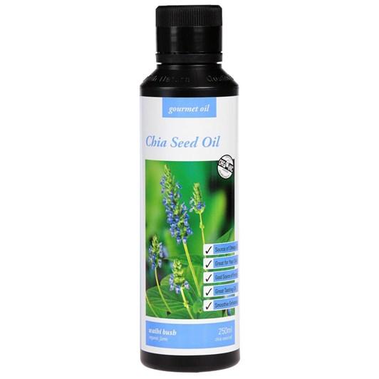 Waihi Bush Organic Farm Chia Seed Oil 250ml