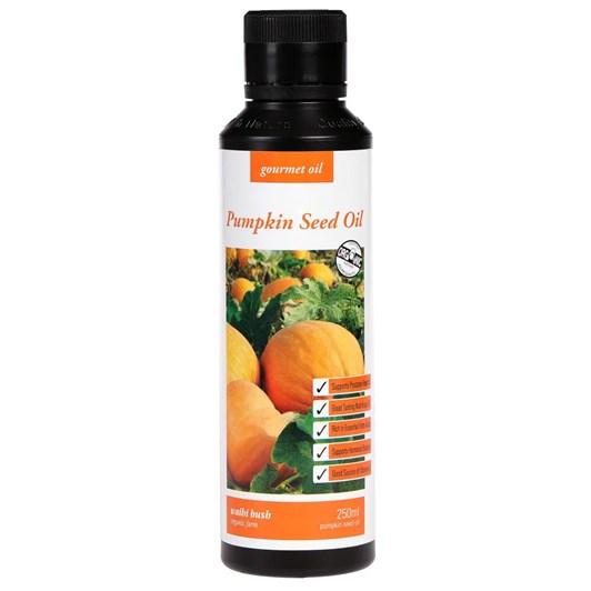 Waihi Bush Organic Farm Pumpkin Seed Oil 250ml