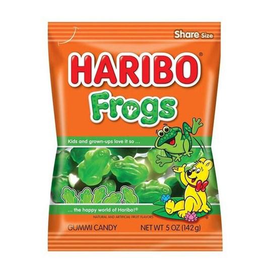 Haribo Frogs 300g