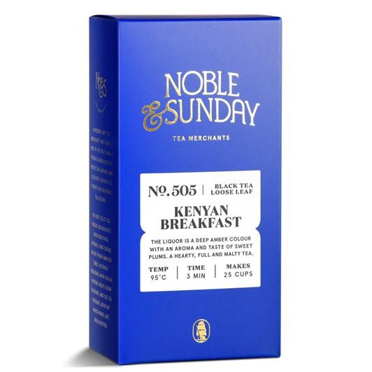 Noble & Sunday Kenyan Breakfast Tea