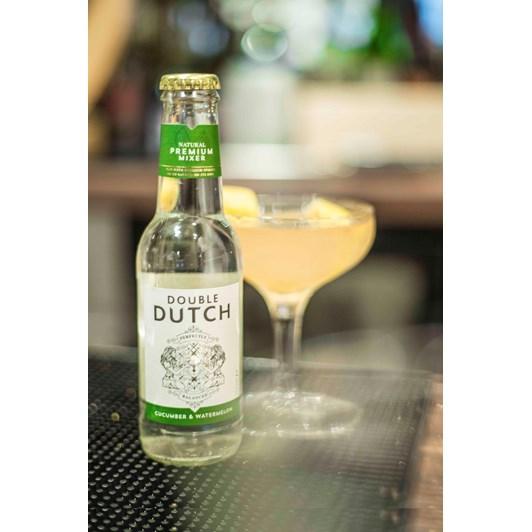 Double Dutch Cucumber & Watermelon 200Ml Premium Mixer