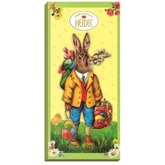 Heidel Easter Nostalgia Milk Chocolate Bar 100g