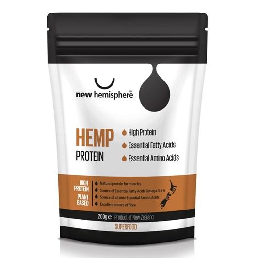 New Hemisphere Hemp Protein 200g
