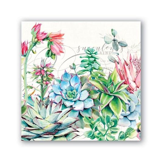 MDW Pink Cactus Napkins