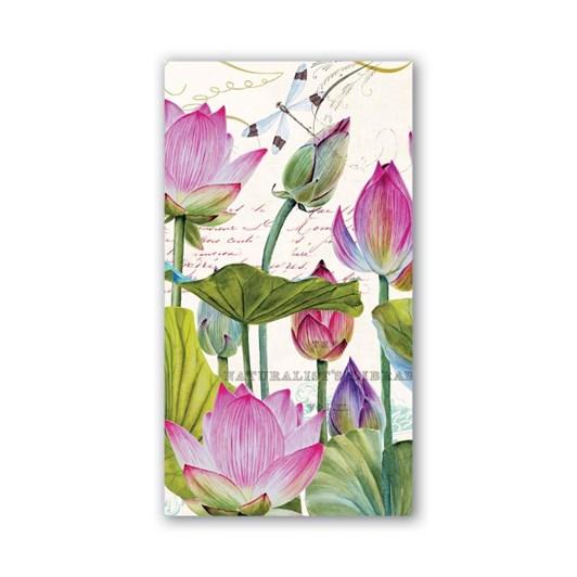MDW Water Lilies Hostess Napkins