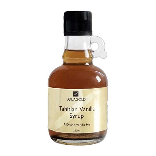 Equagold Vanilla Syrup 250ml