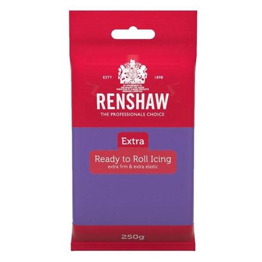 Renshaw Extra Purple Icing 250g