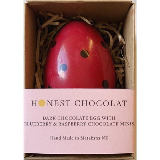Honest Chocolat Ladybird Dark Chocolate Egg 55g